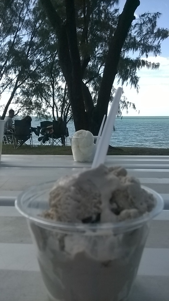 Ice Cream at Nightcliff Foreshore
