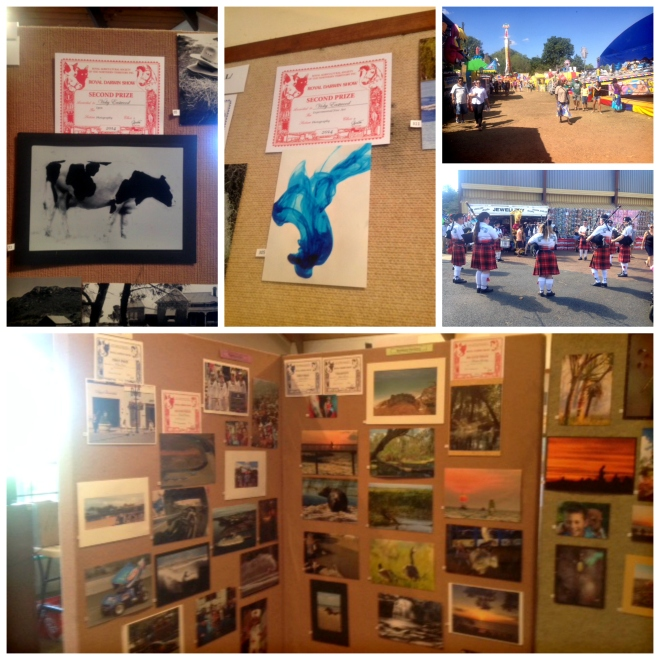 Royal Darwin Show Collage 2