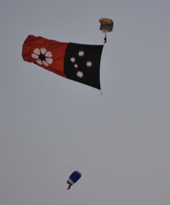 Celebrating Territory Day