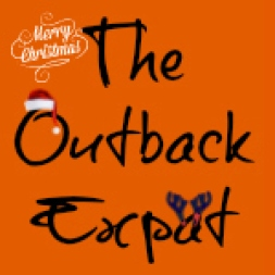 MERRY CHRISTMAS FROM THE OUTBACK EXPAT